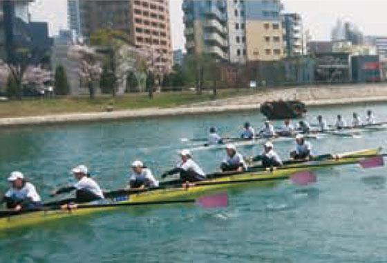 紫側市民ボートレース大会